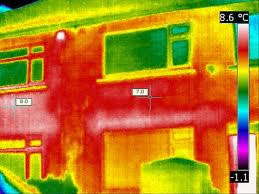 thermal imaging house