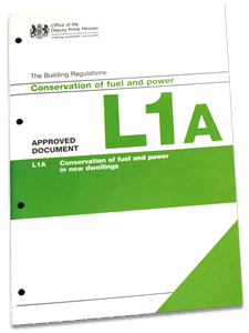 building regulations cover l1 conservation fuel power