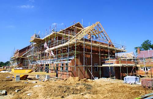 House Building in Wrexham