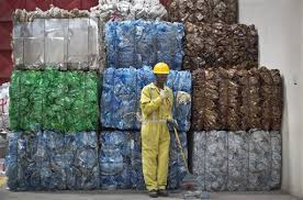 plastic bottle recycle china