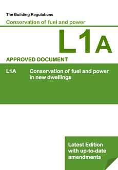 building regulations conservation fuel power l1