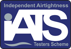 iats the independent airtightness testing scheme logo