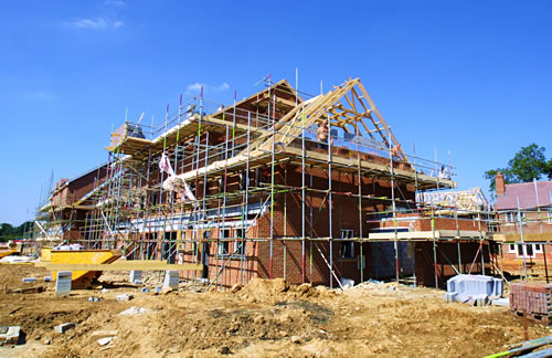 House Building in Wrexham